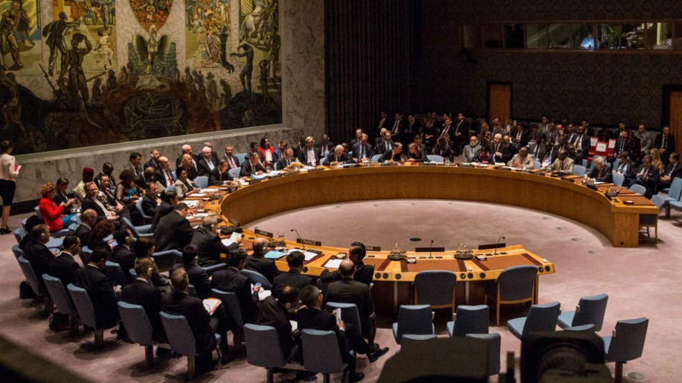 In August, Beijing's move was thwarted by France and other permanent members of the UNSC.