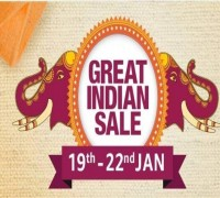 Amazon Great Indian Sale To Begin On January 19, To Offer Huge Discounts On Phones, Laptops, Others