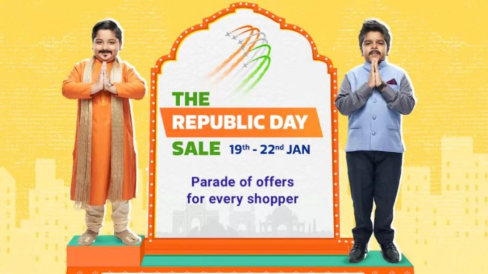 Flipkart Republic Day sale 2020 begins on January 19