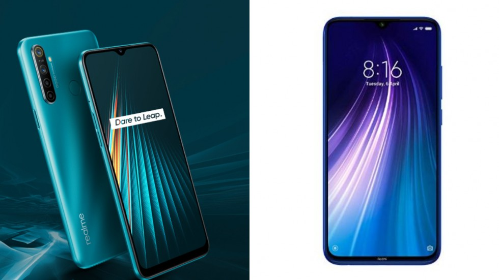 Realme 5i Vs Redmi Note 8: Specs, Features, Price COMPARED