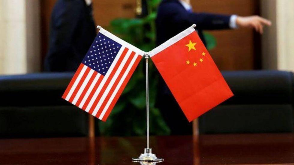 US-China trade deal (Image: US & China's flags)