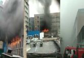 AIIMS patients evacuated, virology unit gutted as fire spreads to 5th floor; emergency ward shut