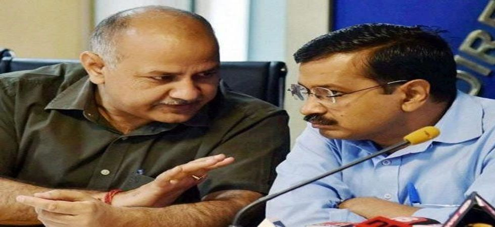 Vijender Gupta has accused Arvind Kejriwal and Manish Sisodia for 'maligning' his image. (File Photo: PTI)