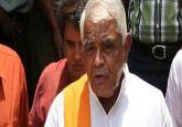 Babulal Gaur, Madhya Pradesh's former CM and BJP leader, dies at 89