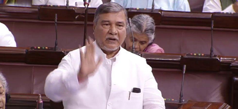 Bhubaneswar Kalita of Congress, Sanjay Seth of Samajwadi Party quit Rajya Sabha (File Photo)