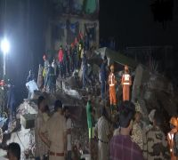 2 dead, 5 injured as four-storey building collapses in Maharashtra's Bhiwandi