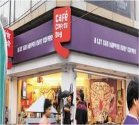 Café Coffee Day Enterprises shares crack 20 pc after Chairman goes missing