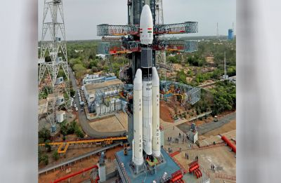20-hour countdown begins for Chandrayaan-2 lift-off