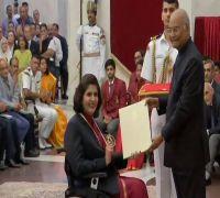 Deepa Malik, Paralympics Silver Medalist Awarded Rajiv Gandhi Khel Ratna On National Sports Day