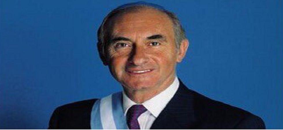 Former Argentine president Fernando de la Rua passes away at 81