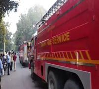 Fire breaks out at DCW's office in Vikas Bhawan, no casualties reported