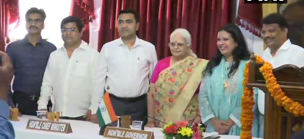 10 out of 15 Congress MLAs join BJP on Wednesday.