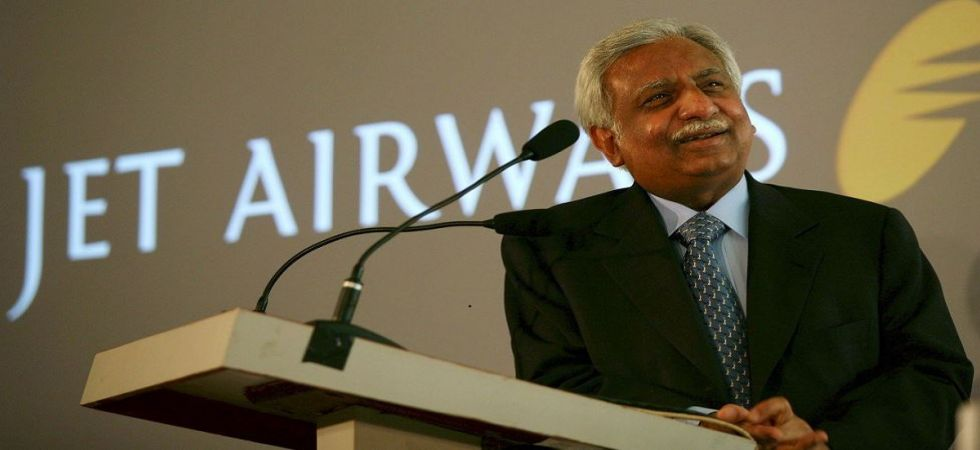 Jet Airways founder Naresh Goyal (File Photo)