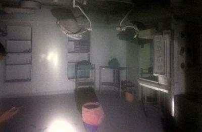 Fire breaks at ESI Hospital in Delhi's Basai Darapur, 6 fire tenders at spot