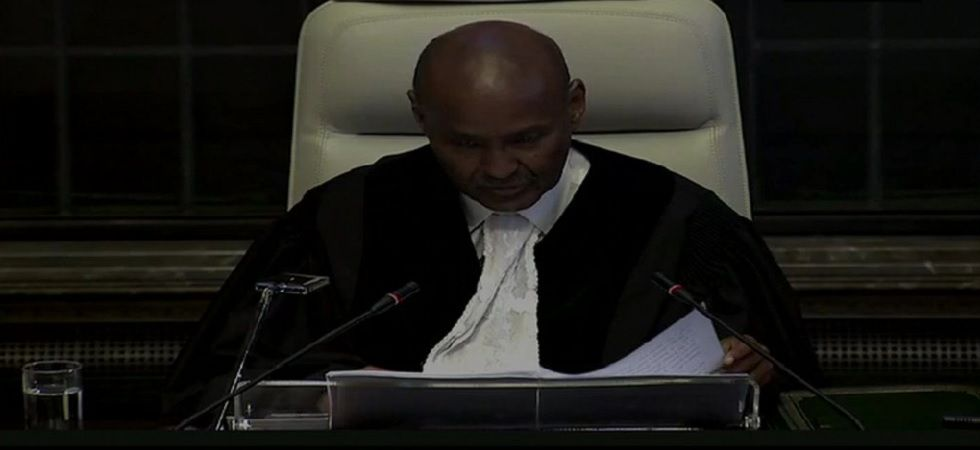 Kulbhushan Jadhav gets relief: ICJ rules in favour of India by 15 votes to 1