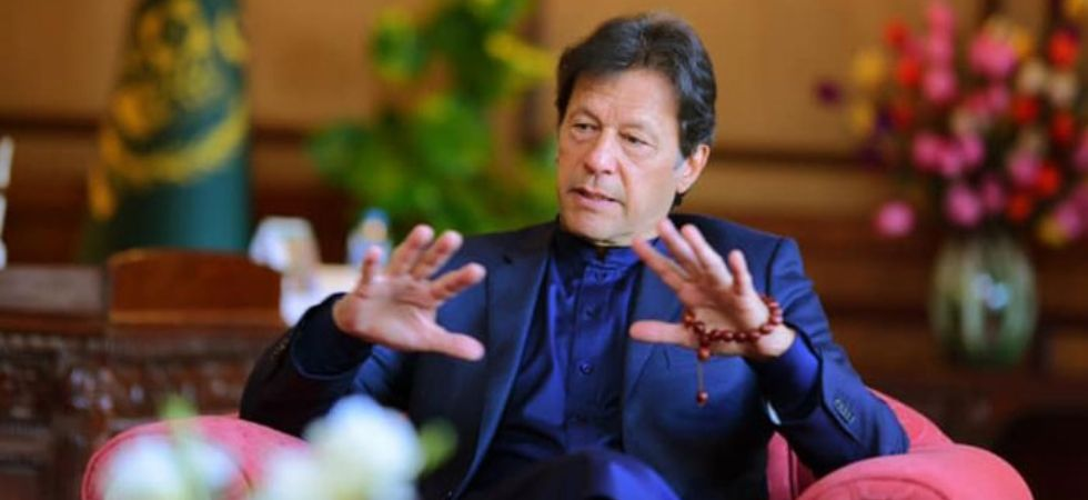 Jaish-e-Mohammad, which took responsibility of the terror attack also operated in India, so there is no question Pakistan's role in it, Imran Khan said. (File Photo)