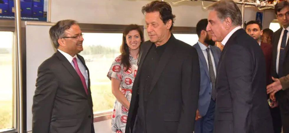 Pakistan PM Imran Khan is also scheduled to meet IMF acting chief David Lipton and World Bank President David Malpass. (Image Credit: Twitter)