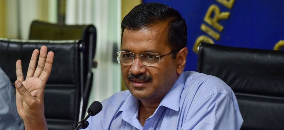 Arvind Kejriwal supports Modi govt on removal of Article 370, 35A in Jammu and Kashmir  (Photo Credit: PTI)