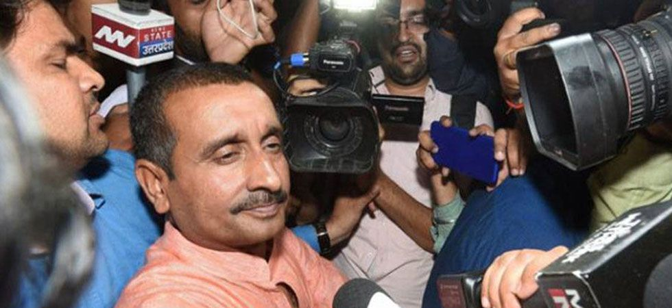 Kuldeep Singh Sengar, already in jail, and nine others were booked for murder on Monday(File Photo: PTI)