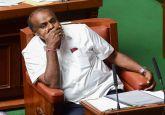 Karnataka Crisis: Second deadline set by Governor for HD Kumaraswamy to prove majority ends