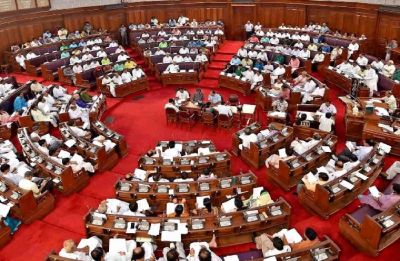 Complete house proceedings early, have to watch World Cup match, MPs to Speaker