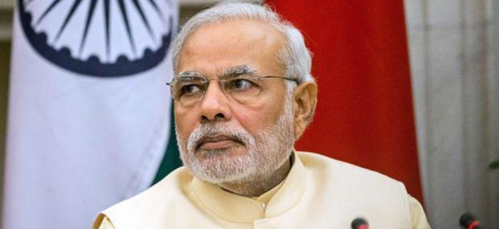 Prime Minister Narendra Modi delighted at the successful launch of Chandrayaan-2 (Photo Source: @narendramodi)