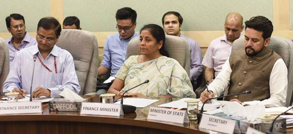 GST Council meeting (File Image)