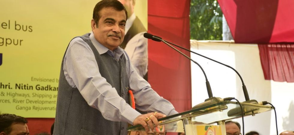 Nitin Gadkari felt dizzy at a public event in Solapur and was forced to sit down with the support of his security guards while the National Anthem was being played, according to reports.
