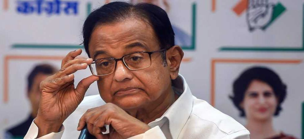 P Chidambaram said the findings of the economic survey 2018-19 were neither positive nor encouraging. (File Photo)