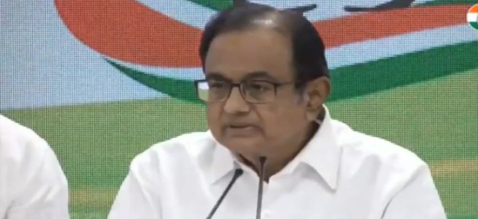 Chidambaram also slammed the Finance Minister for not disclosing sector-wise allocation in her speech. (Screengrab)