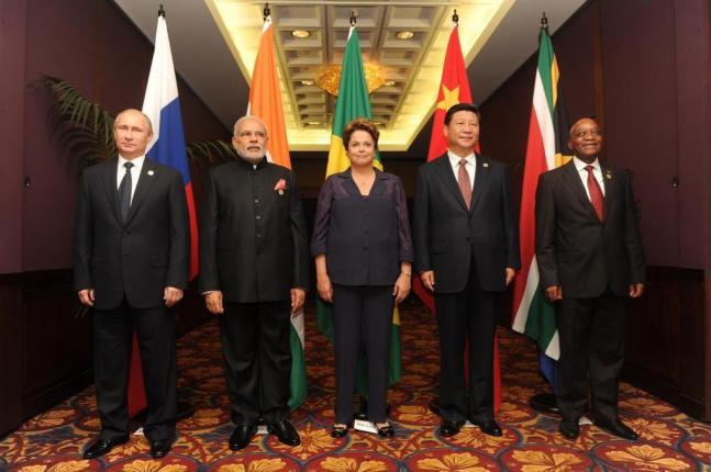 A look Back: PM Modi at 6th BRICS summit