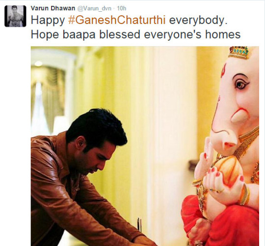 Bollywood celebrates Ganesh Chaturthi 2015