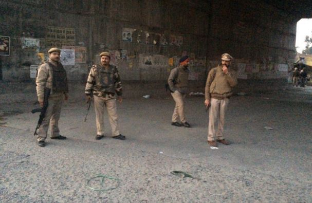 First Pics: Terror attack at Air Force Base in Pathankot