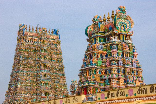 Top 10 places to visit in Tamil Nadu
