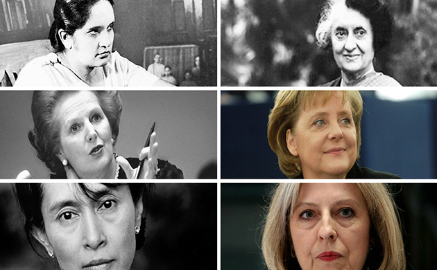 Meet the most remarkable female world leaders