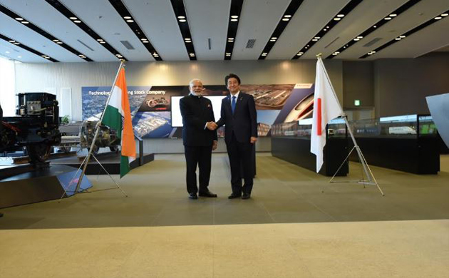 PM in Japan Modi calls for greater participation and engagement of Japanese industries