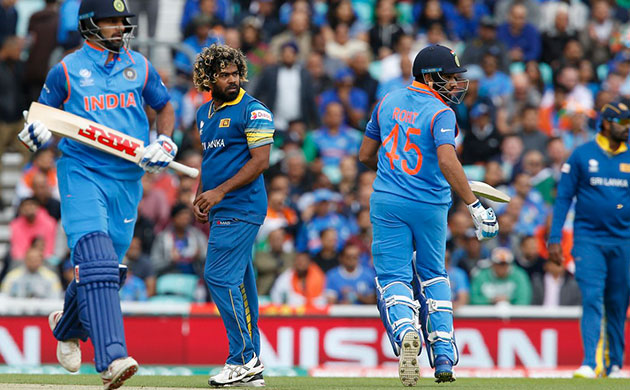 Champions Trophy 2017   India vs Sri Lanka: Reliving India's power-packed 321 knock with some eye-catching pics