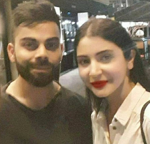 Virat Kohli Anushka Sharma giving major couple goals Check out pictures from their New York vacation