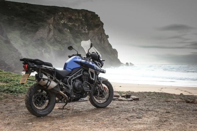 Triumph launches Tiger Explorer XCx in India All you need to know
