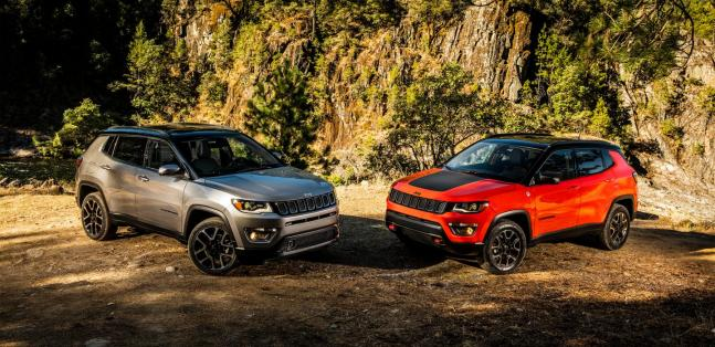 Jeep Compass launched in India All you need to know