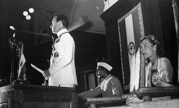 In Pics   70 years of Independence: From Pandit Nehru's address to the first flag hoisting on Aug 15 1947