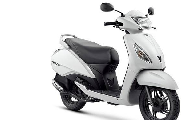 Tvs Launches Jupiter Classic Edition In India Priced At Rs 55266