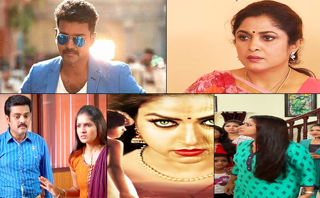 BARC Tamil shows TRP week 42: Television premiere of Vijay