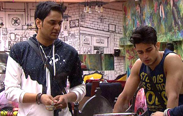 Bigg Boss 11 Weekend Ka Vaar Vikas Gupta to BEAT Priyank Sharma in front of Salman Khan