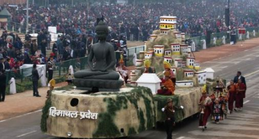 India's 69th Republic day:  From Sabarmati's 100 years to ITBPs bravado in Pics