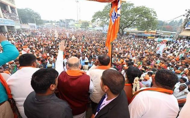 In Pics  Karnataka Assembly Election 2018