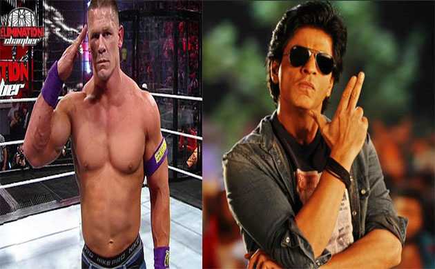 John Cena gets inspired by Shah Rukh Khan 10 inspirational quotes from the Bollywood Badshah