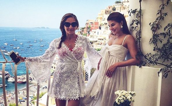 Jacqueline Fernandez latest vacation pictures will leave you stunned