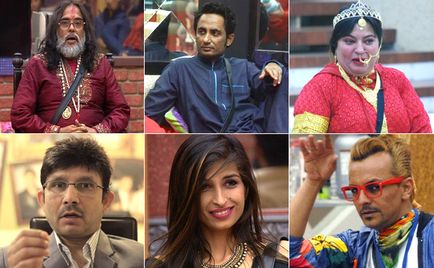 Bigg Boss 12 meet the Most controversial contestants ever on