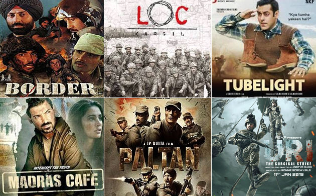 Uri trailer released Bollywood films based on Indian Army and soldiers
